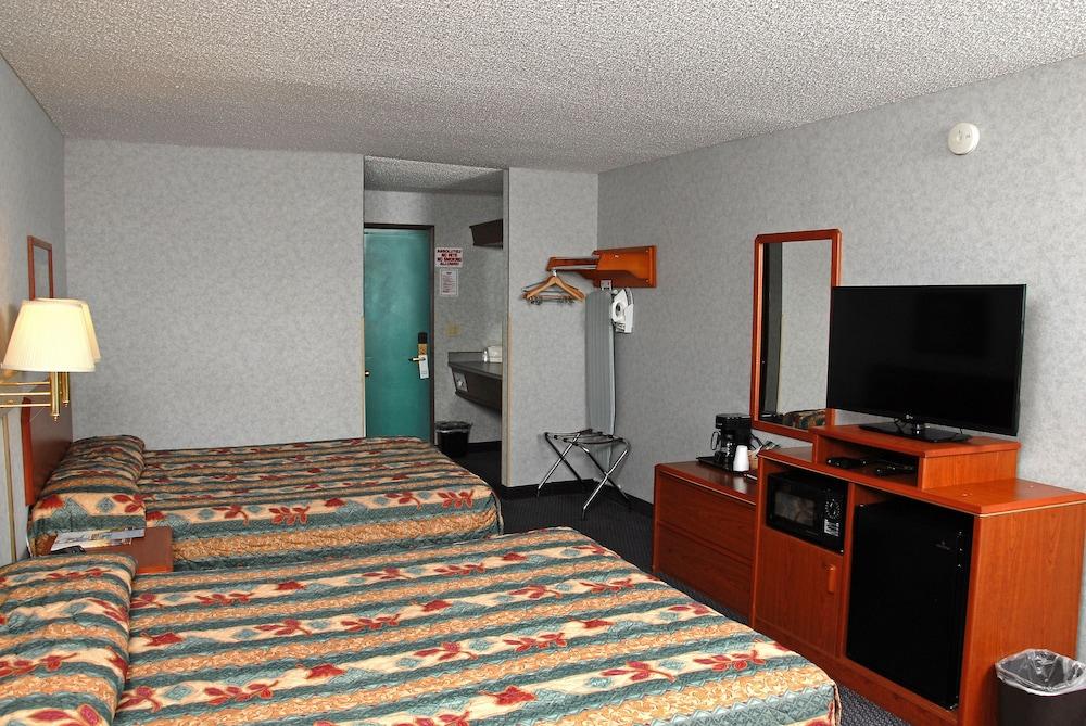레드먼드 인(Redmond Inn) Hotel Image 4 - Guestroom