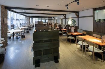 HOTEL VISTA PREMIO KYOTO KAWARAMACHI ST. Restaurant
