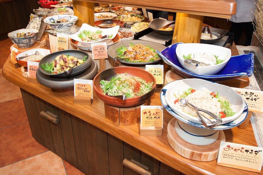 호텔 비스타 프레미오 교토 가와라마치 스트리트(Hotel Vista Premio Kyoto Kawaramachi St.) Hotel Image 16 - Breakfast Area