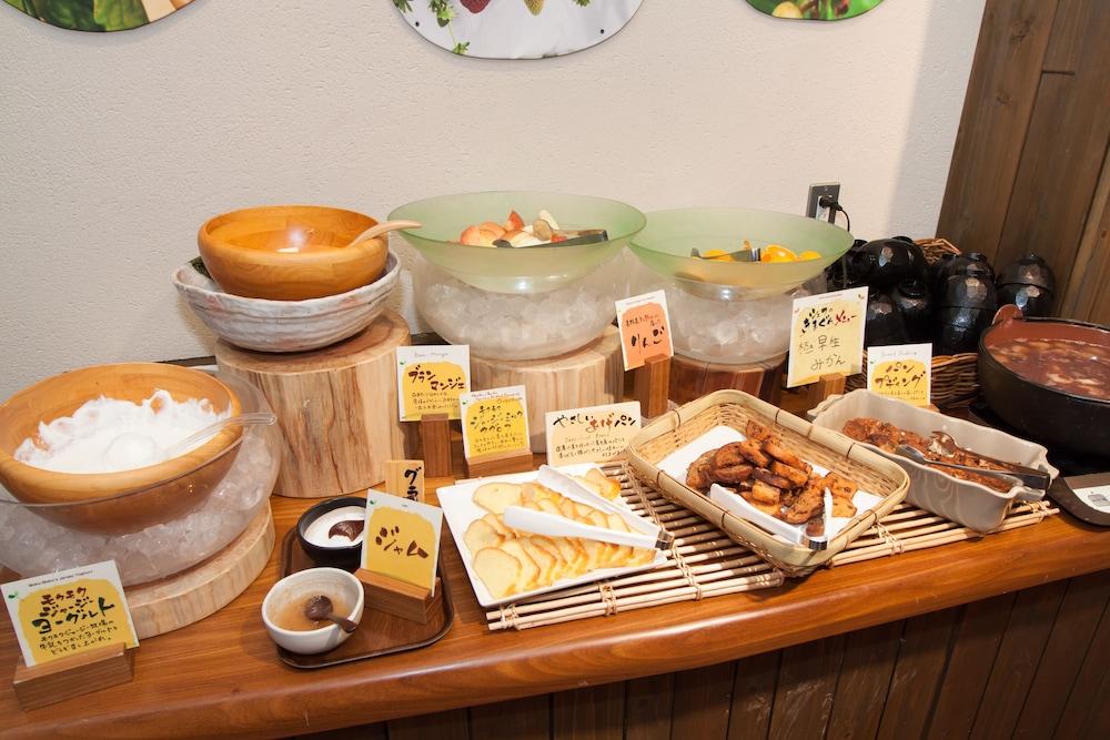 호텔 비스타 프레미오 교토 가와라마치 스트리트(Hotel Vista Premio Kyoto Kawaramachi St.) Hotel Image 19 - Breakfast Area