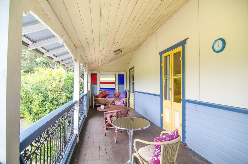 레인보우스테이(RainbowStay) Hotel Image 12 - Balcony