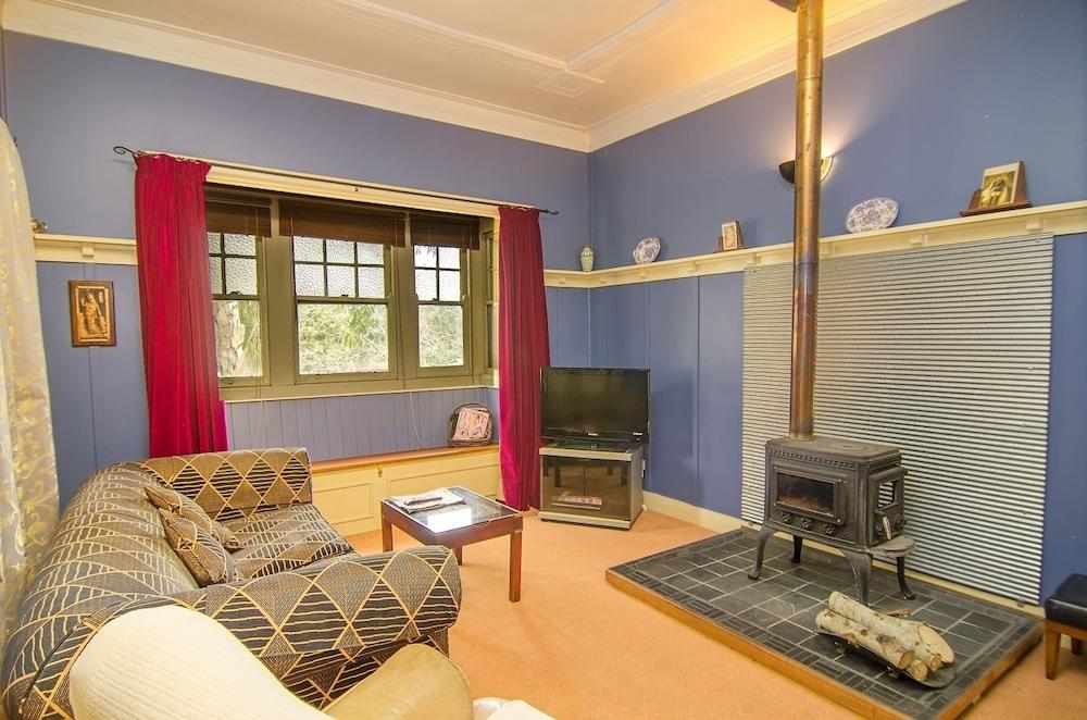 레인보우스테이(RainbowStay) Hotel Image 22 - Fireplace