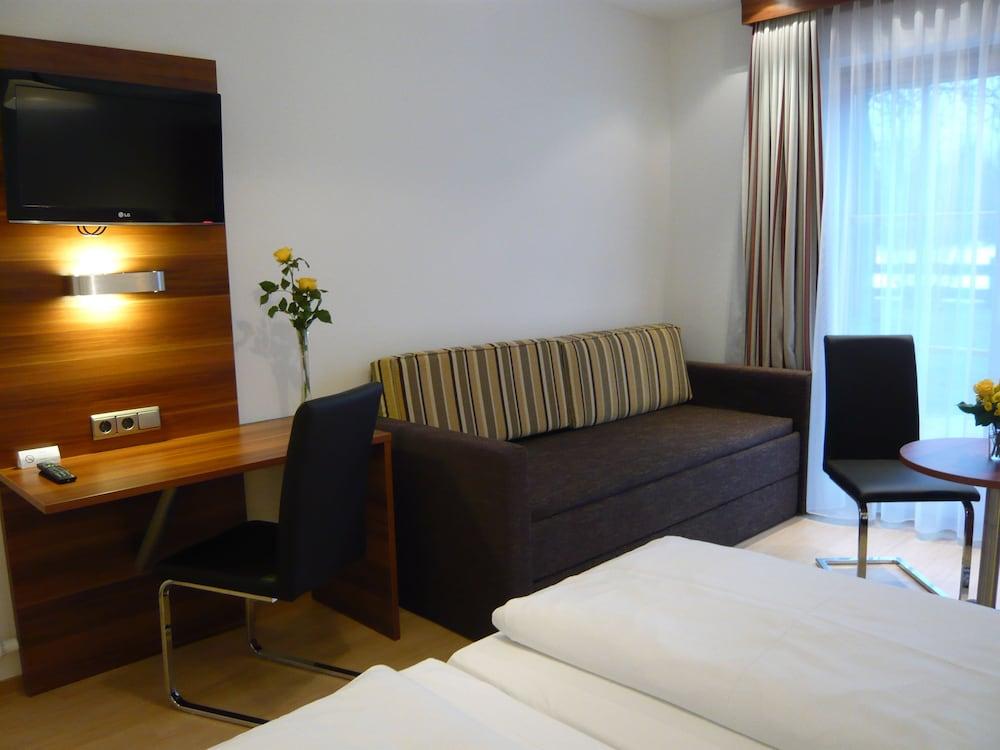 부티크-호텔 & 아파트먼트 암 에시그만구트(Boutique-Hotel & Apartments am Essigmanngut) Hotel Image 10 - Living Area