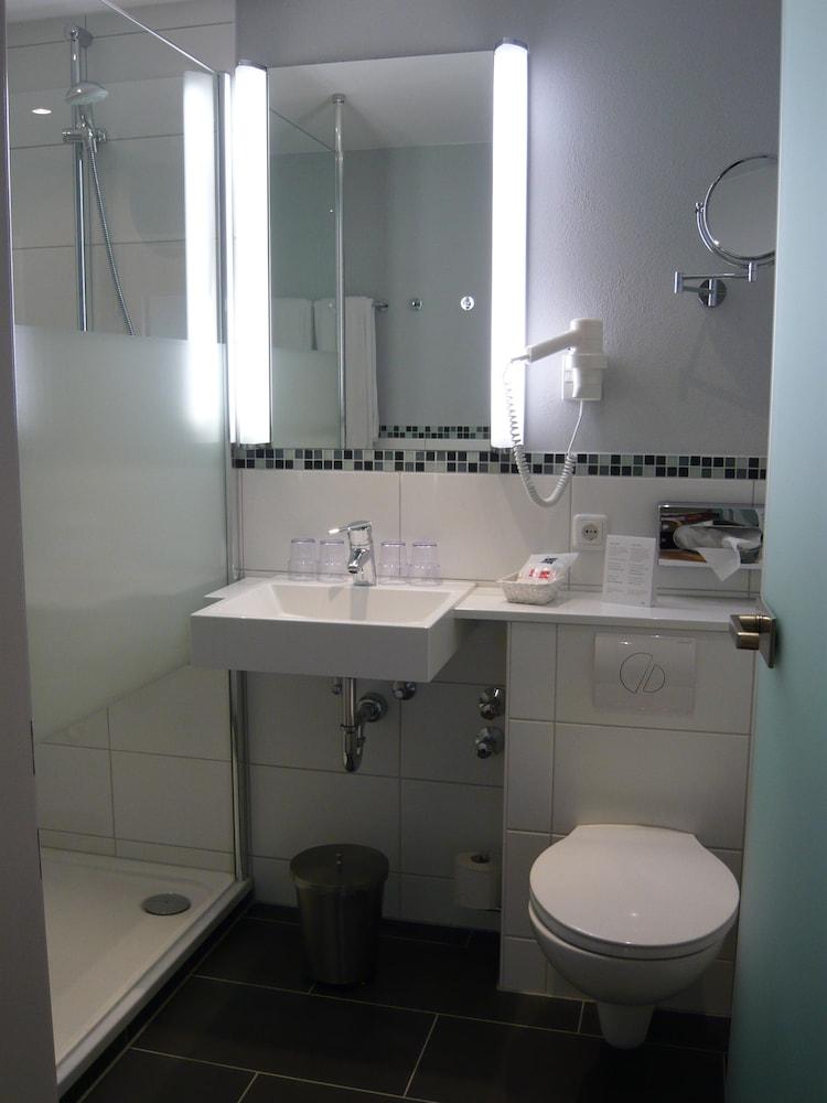 부티크-호텔 & 아파트먼트 암 에시그만구트(Boutique-Hotel & Apartments am Essigmanngut) Hotel Image 25 - Bathroom