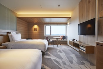 プレミアムツイン 禁煙|志摩観光ホテル ザ クラシック