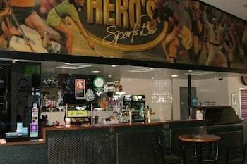 슬립웨이 호텔 모텔(Slipway Hotel Motel) Hotel Image 14 - Hotel Bar