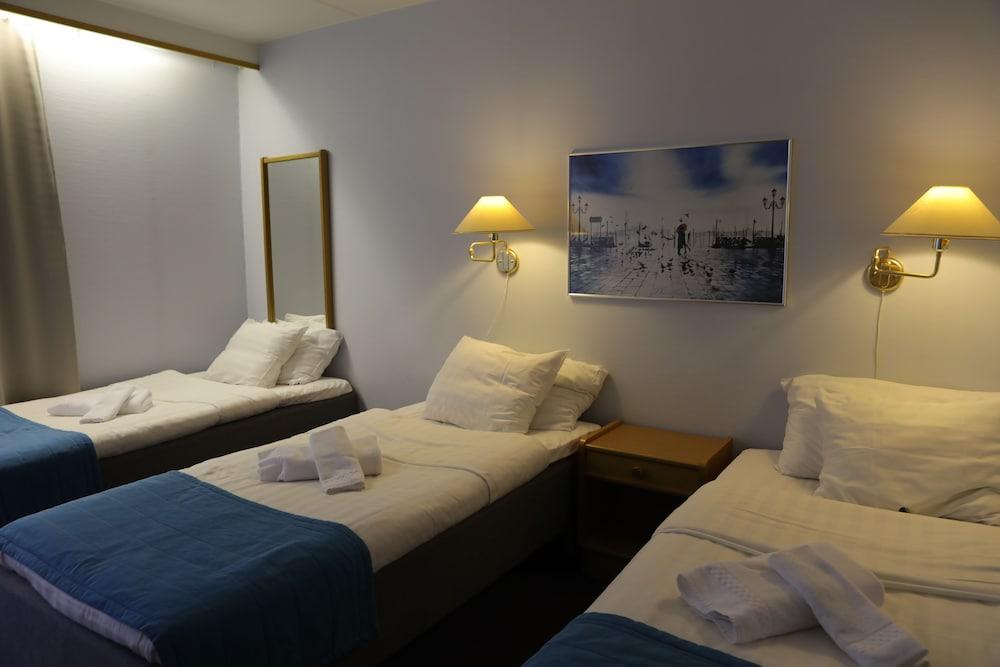 호텔리 누쿠마티(Hotelli Nukkumatti) Hotel Image 8 - Guestroom