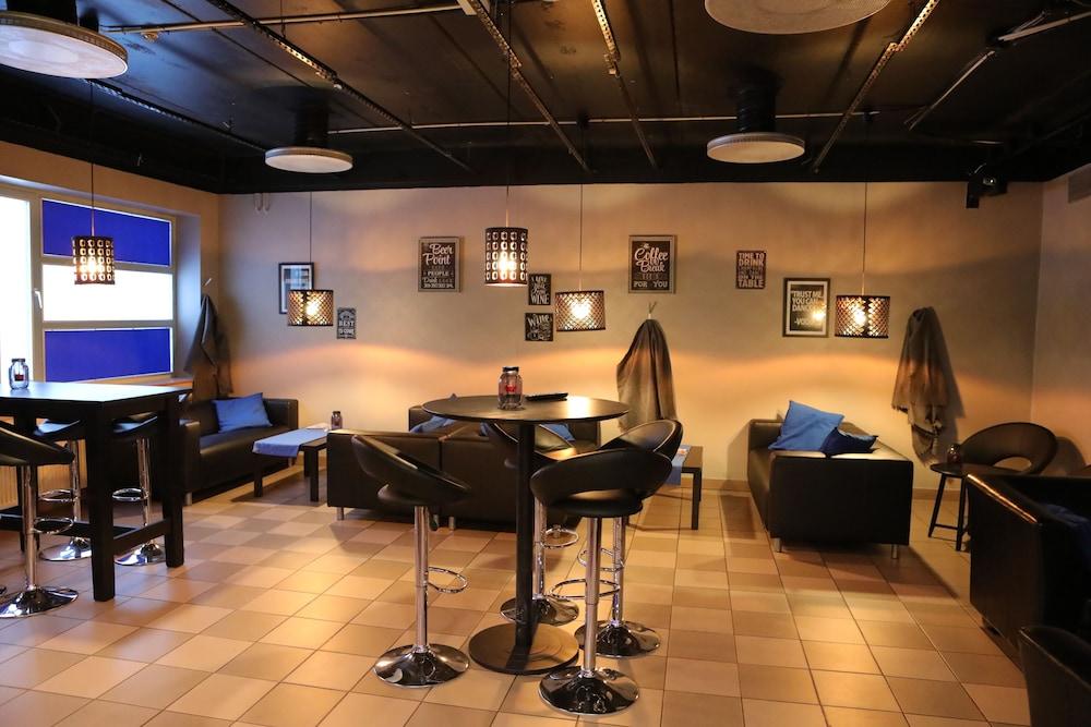 호텔리 누쿠마티(Hotelli Nukkumatti) Hotel Image 46 - Hotel Lounge
