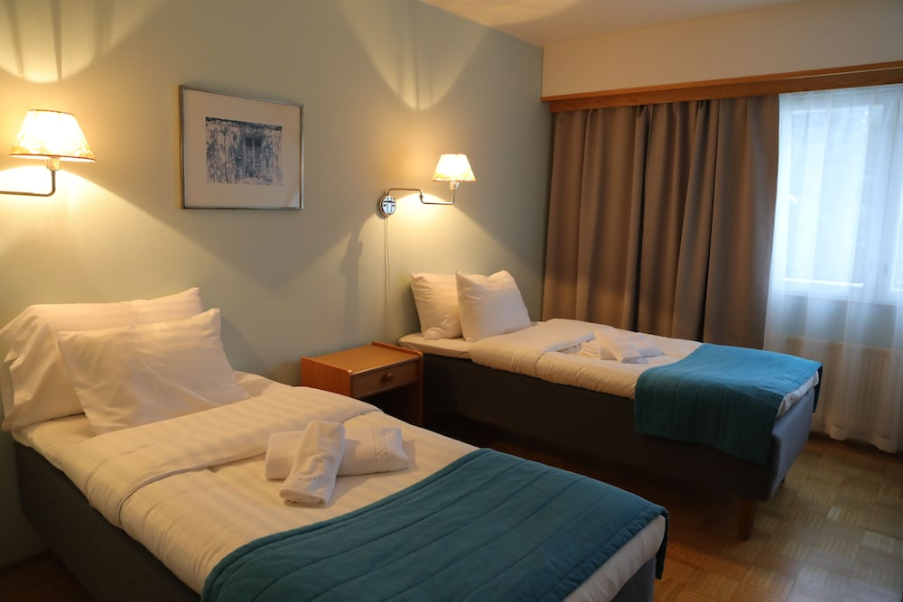 호텔리 누쿠마티(Hotelli Nukkumatti) Hotel Image 10 - Guestroom
