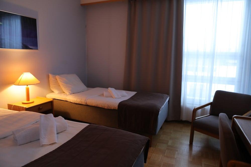 호텔리 누쿠마티(Hotelli Nukkumatti) Hotel Image 24 - Guestroom
