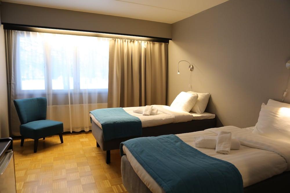 호텔리 누쿠마티(Hotelli Nukkumatti) Hotel Image 16 - Guestroom