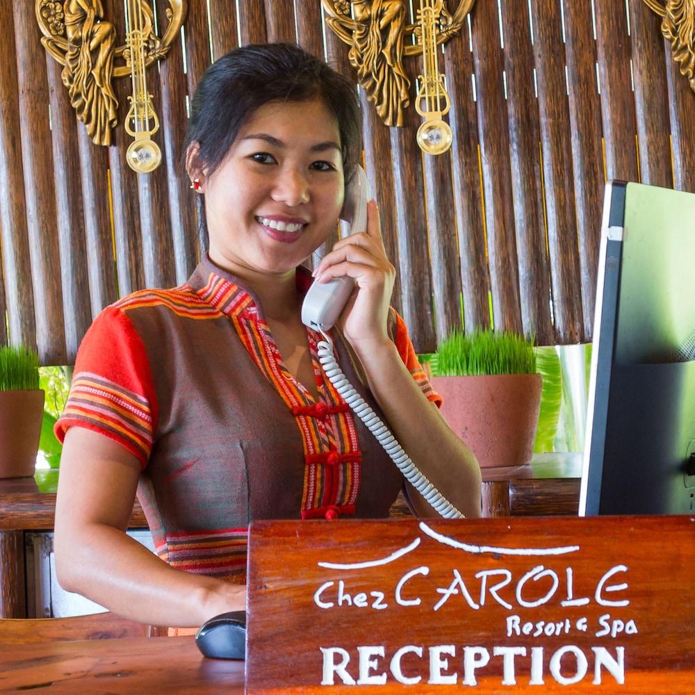 체즈 카로레 리조트 & 스파(Chez Carole Resort & Spa) Hotel Image 54 - Check-in/Check-out Kiosk