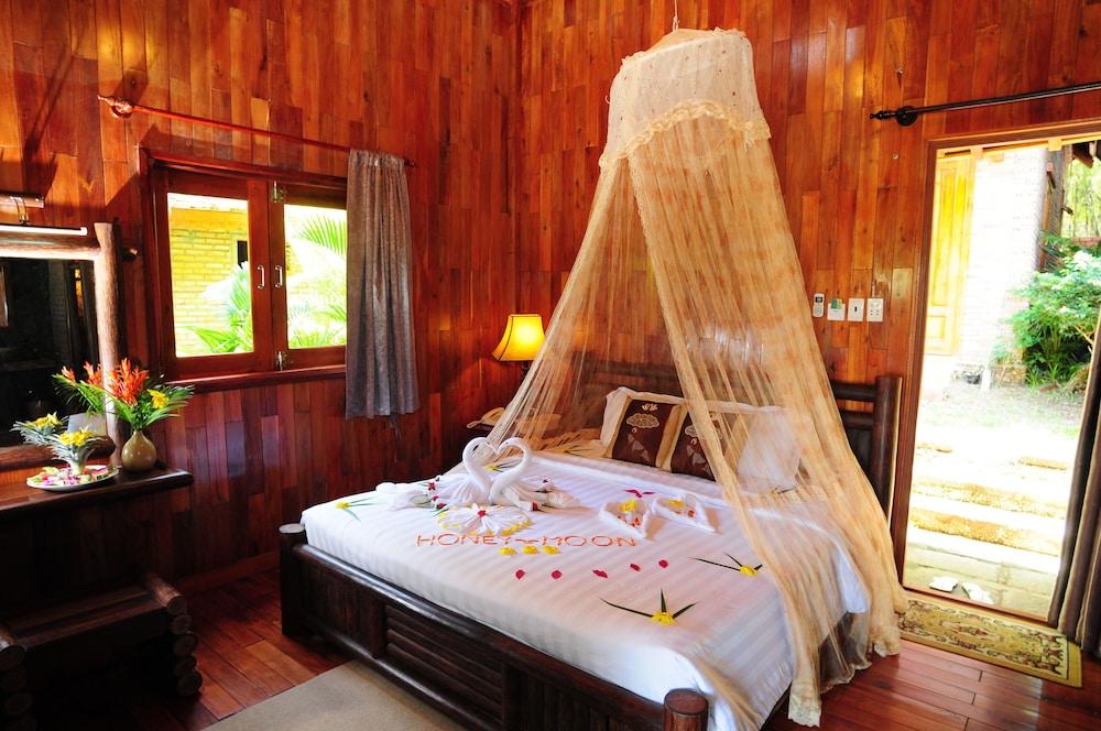 체즈 카로레 리조트 & 스파(Chez Carole Resort & Spa) Hotel Image 3 - Guestroom