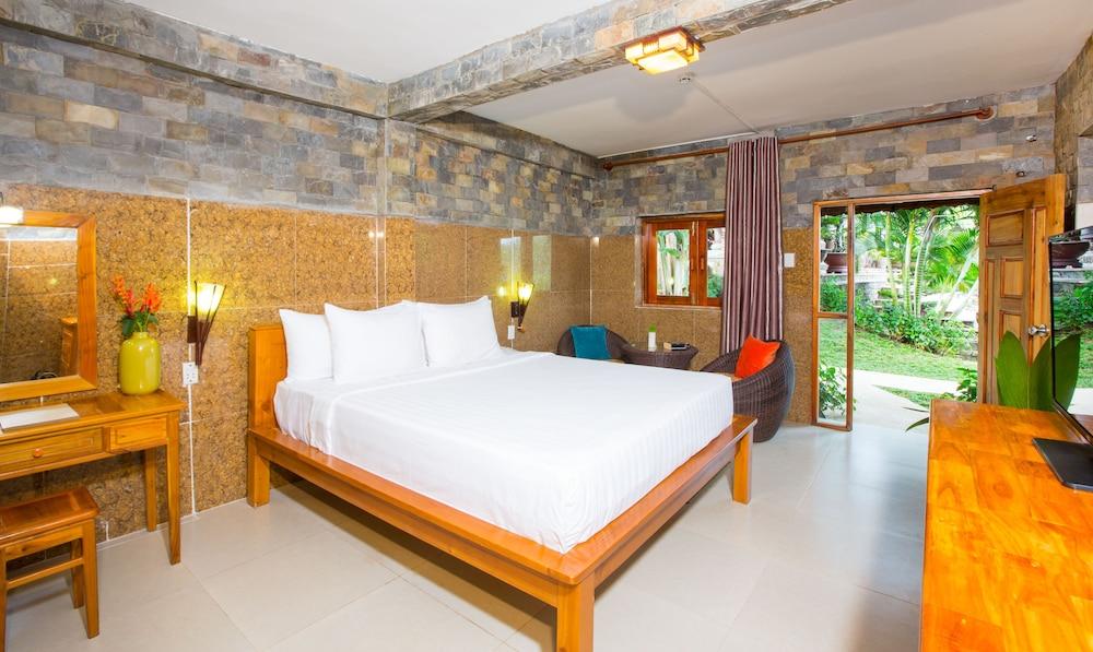 체즈 카로레 리조트 & 스파(Chez Carole Resort & Spa) Hotel Image 25 - Guestroom