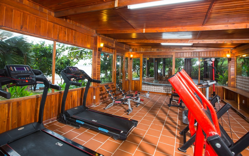 체즈 카로레 리조트 & 스파(Chez Carole Resort & Spa) Hotel Image 64 - Gym