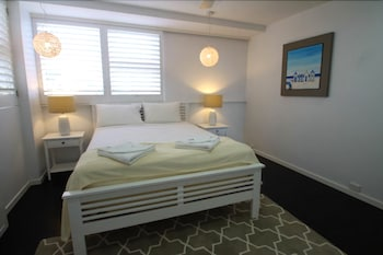 84 스핏 홀리데이 아파트먼트(84 The Spit Holiday Apartments) Hotel Image 7 - Guestroom