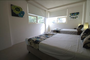 84 스핏 홀리데이 아파트먼트(84 The Spit Holiday Apartments) Hotel Image 14 - Guestroom