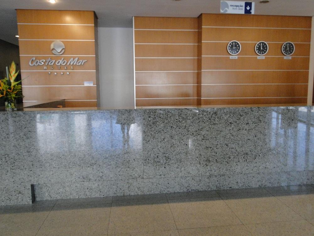 코스타 도 마르 호텔(Costa do Mar Hotel) Hotel Image 1 - Lobby