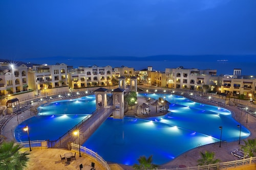 . Crowne Plaza Jordan Dead Sea Resort & Spa