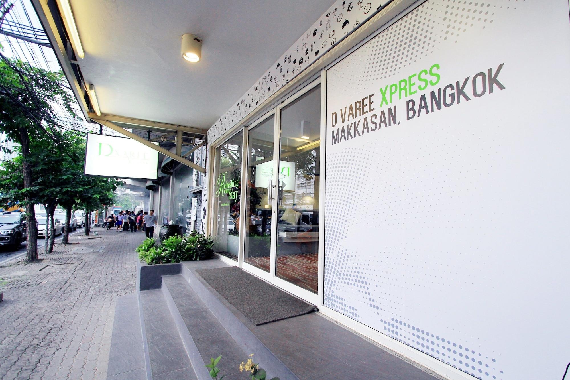 D Varee Xpress Makkasan Bangkok, Wattana