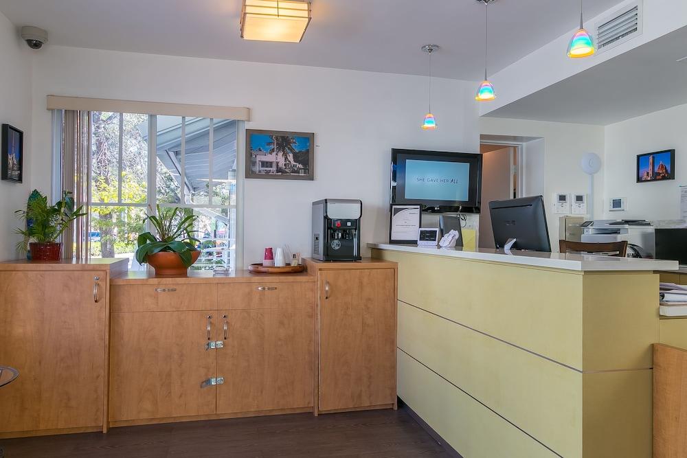 빌라 이탈리아 사우스 비치(Villa Italia South Beach) Hotel Image 33 - Reception