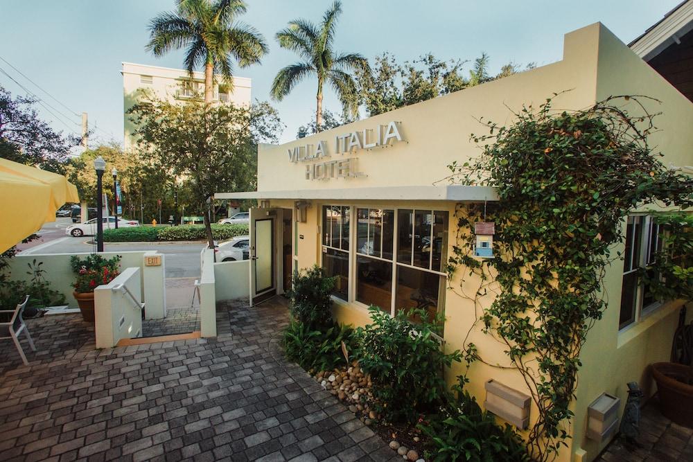 빌라 이탈리아 사우스 비치(Villa Italia South Beach) Hotel Image 63 - Exterior