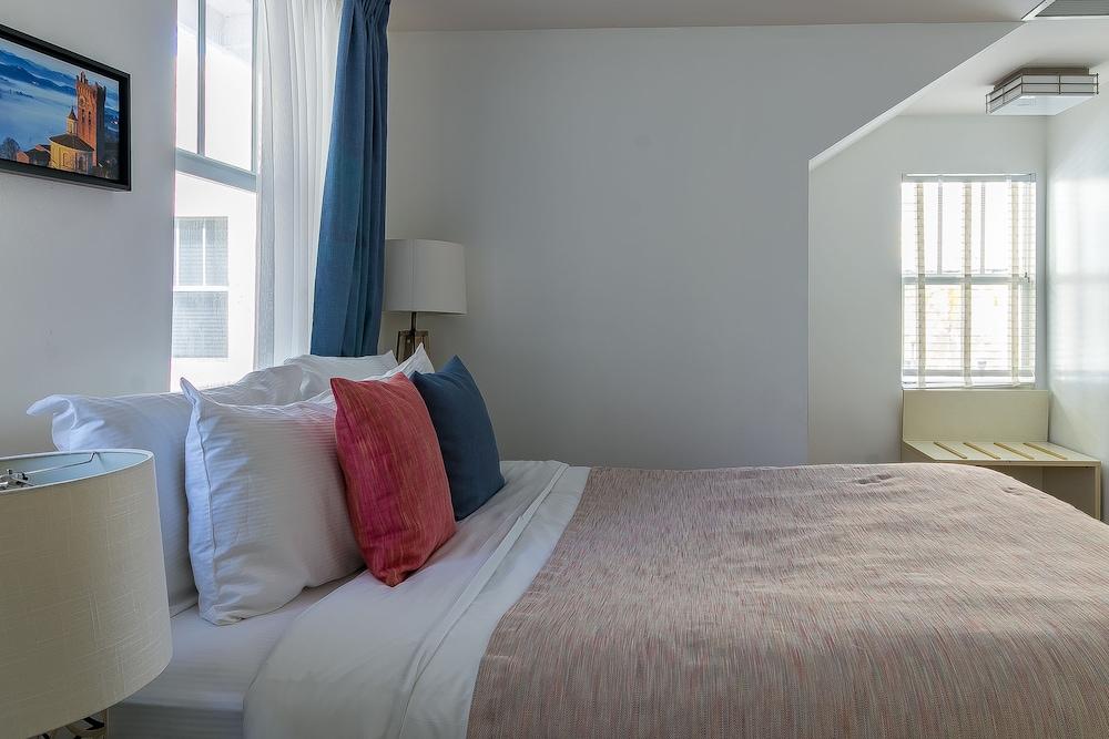 빌라 이탈리아 사우스 비치(Villa Italia South Beach) Hotel Image 13 - Guestroom