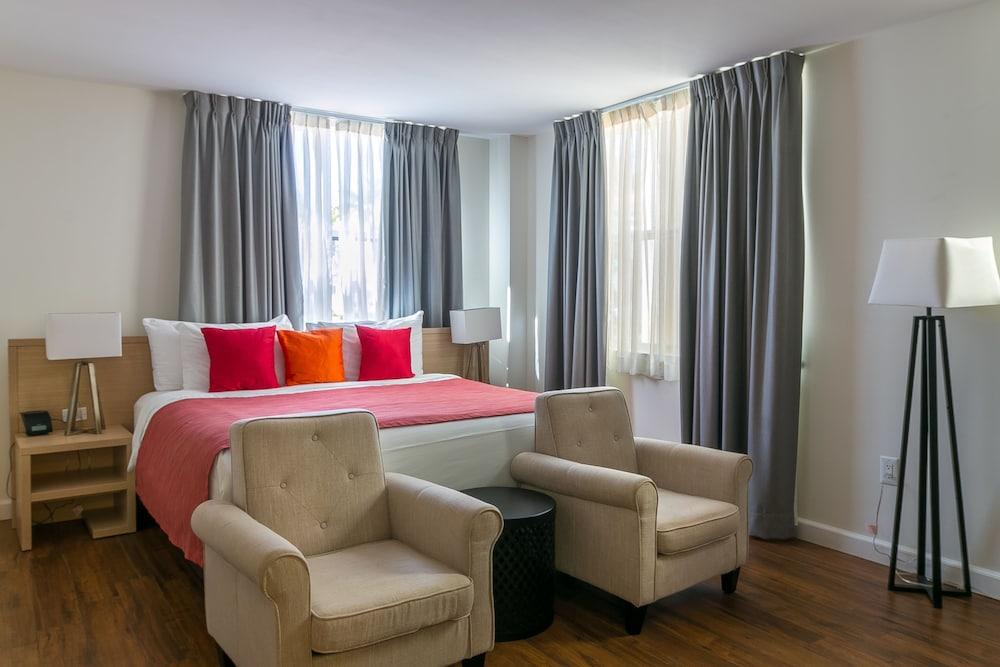 빌라 이탈리아 사우스 비치(Villa Italia South Beach) Hotel Image 15 - Guestroom