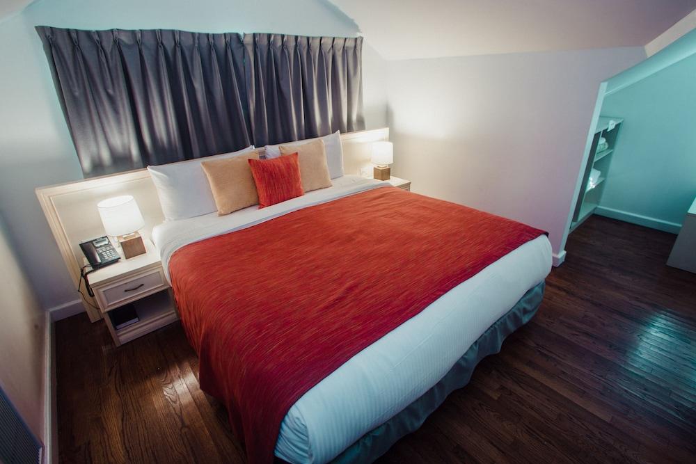 빌라 이탈리아 사우스 비치(Villa Italia South Beach) Hotel Image 25 - Guestroom