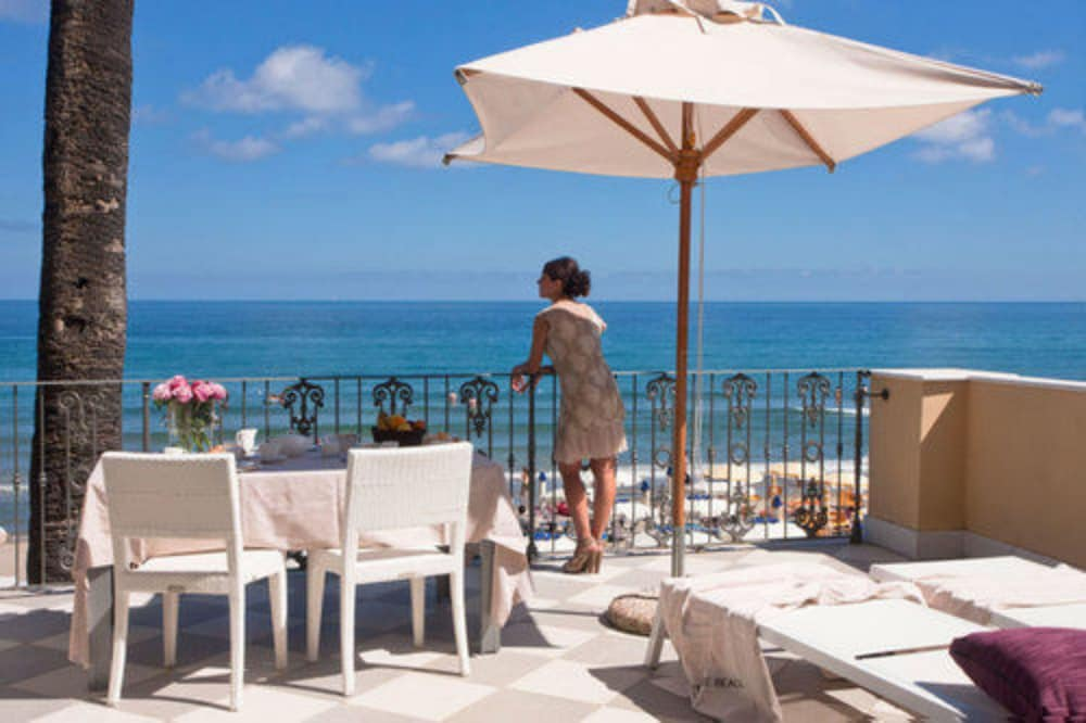 그랜드 호텔 알라시오 리조트 & 스파(Grand Hotel Alassio Resort & Spa) Hotel Thumbnail Image 17 - Terrace/Patio