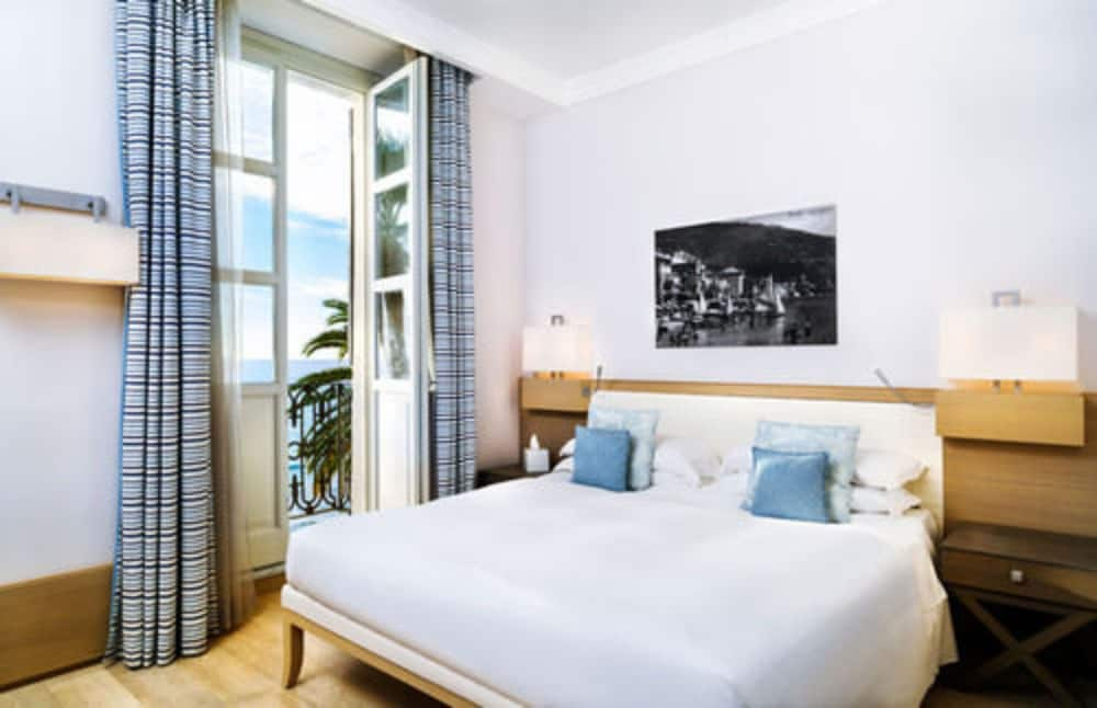 그랜드 호텔 알라시오 리조트 & 스파(Grand Hotel Alassio Resort & Spa) Hotel Image 3 - Guestroom