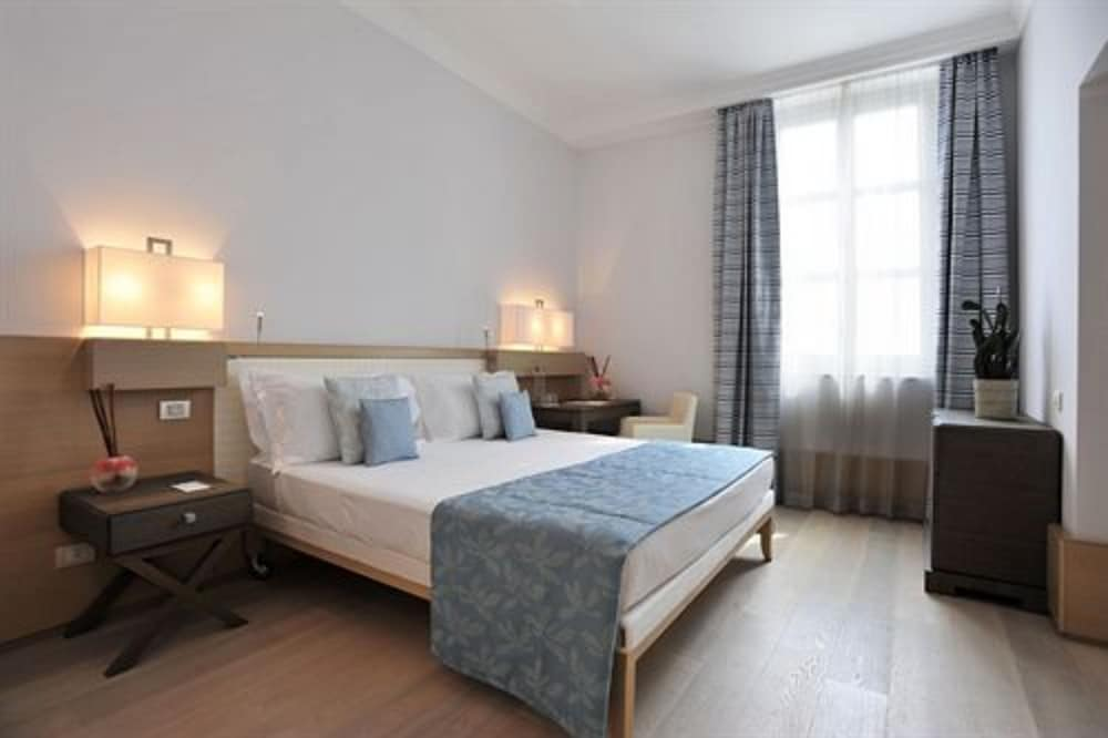 그랜드 호텔 알라시오 리조트 & 스파(Grand Hotel Alassio Resort & Spa) Hotel Image 5 - Guestroom