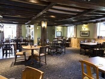 해들리 보울링 그린 인(Hadley Bowling Green Inn) Hotel Image 15 - Restaurant