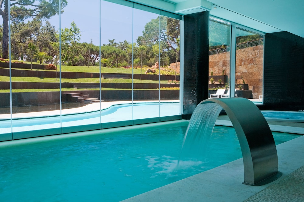 마르티냘 리스본 카스카이스 패밀리 호텔(Martinhal Lisbon Cascais Family Hotel) Hotel Image 23 - Pool Waterfall