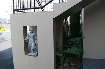 Milano Motor Lodge - Porch  - #0