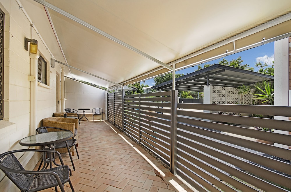 타운빌 홀리데이 아파트먼트(Townsville Holiday Apartments) Hotel Image 26 - Terrace/Patio