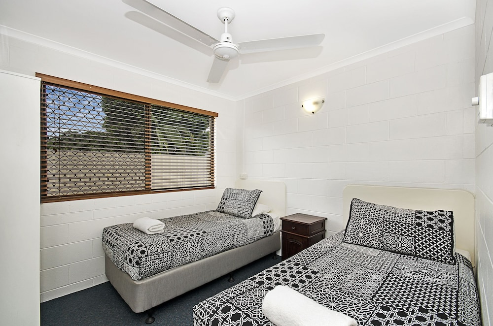 타운빌 홀리데이 아파트먼트(Townsville Holiday Apartments) Hotel Image 28 - Guestroom View