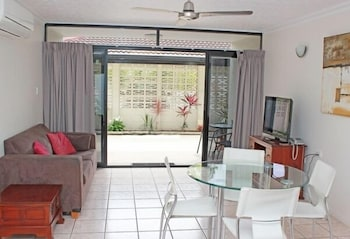 타운빌 홀리데이 아파트먼트(Townsville Holiday Apartments) Hotel Image 19 - Living Area