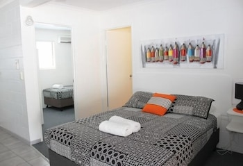 타운빌 홀리데이 아파트먼트(Townsville Holiday Apartments) Hotel Image 2 - Guestroom