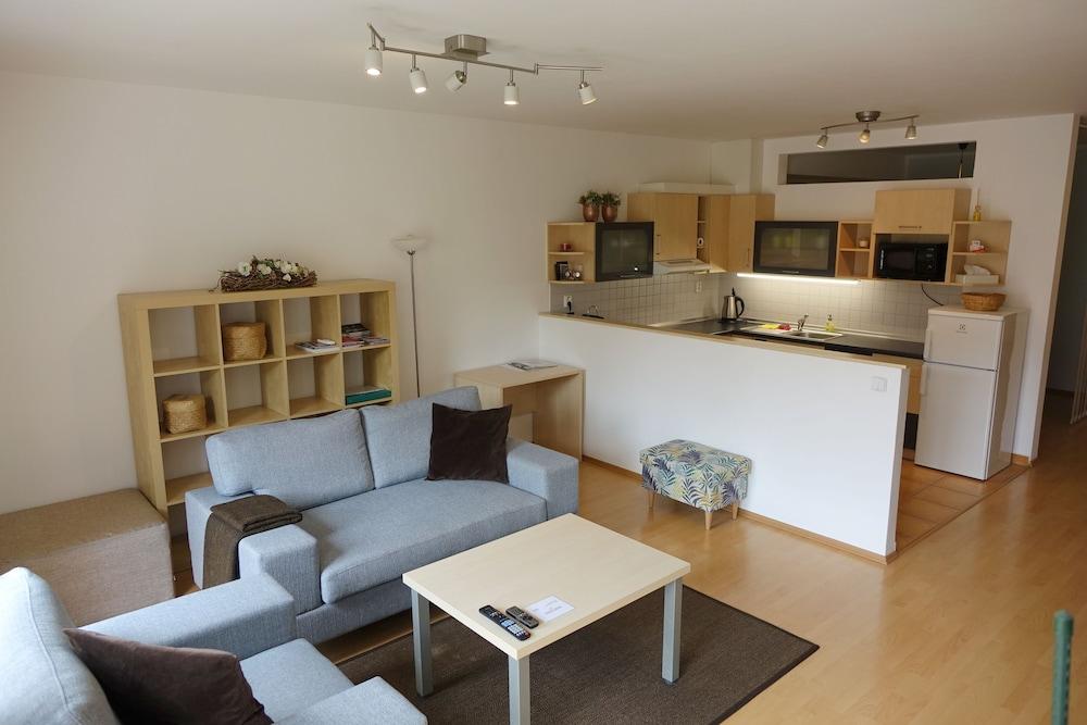 EEL 어코모데이션 브르노(EEL accommodation Brno) Hotel Image 4 - In-Room Kitchen