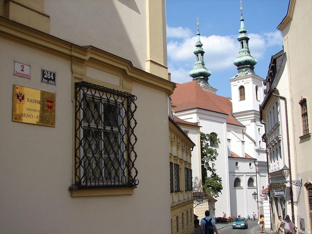EEL 어코모데이션 브르노(EEL accommodation Brno) Hotel Image 34 - Exterior