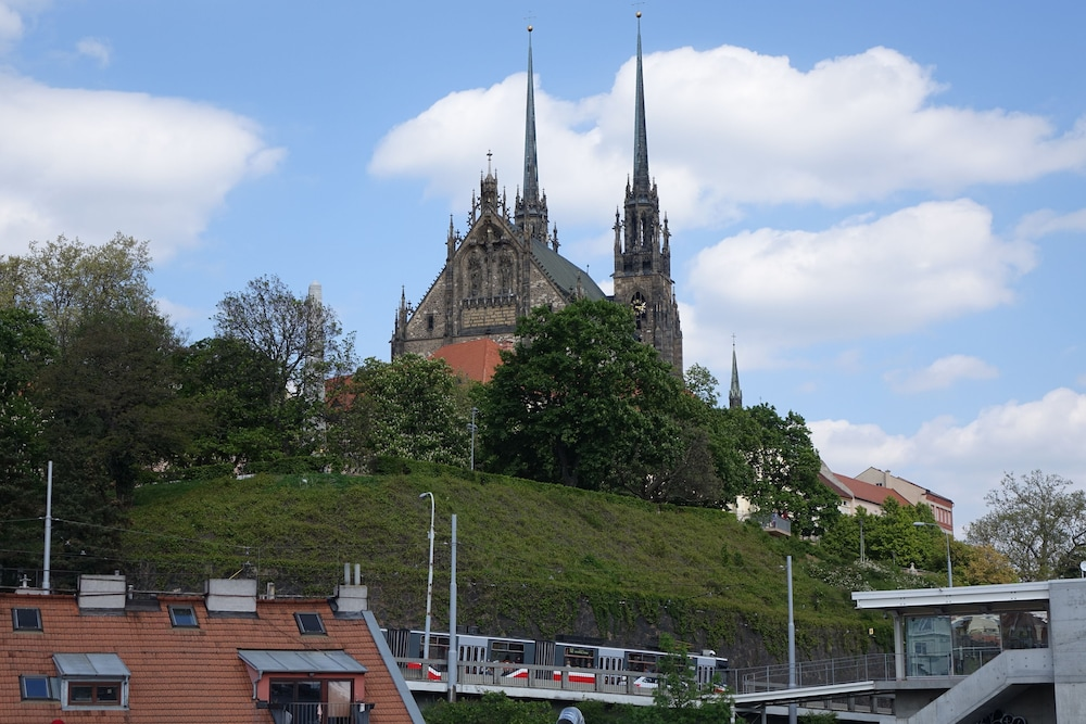 EEL 어코모데이션 브르노(EEL accommodation Brno) Hotel Image 1 - View from Hotel