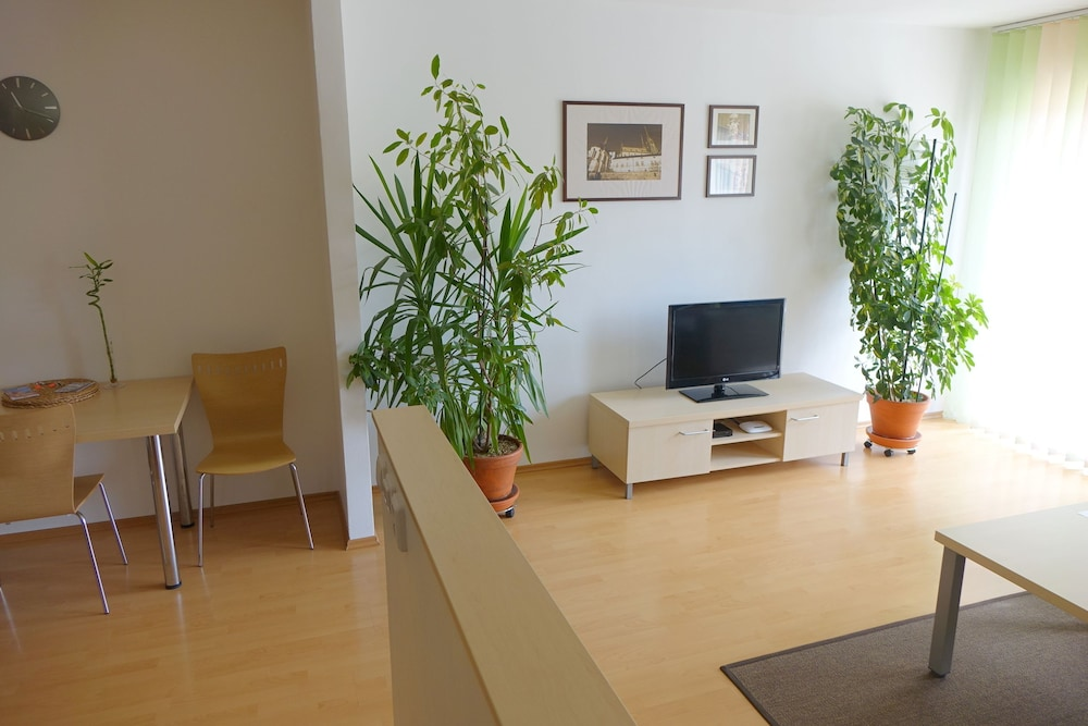 EEL 어코모데이션 브르노(EEL accommodation Brno) Hotel Image 11 - Living Room