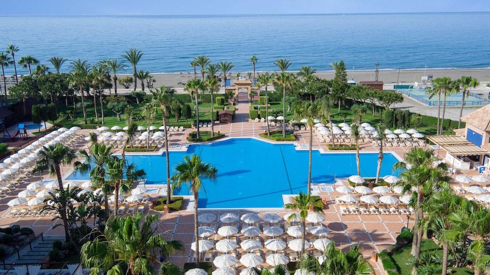 이베로스타 말라가 플라야(Iberostar Málaga Playa) Hotel Image 64 - Aerial View
