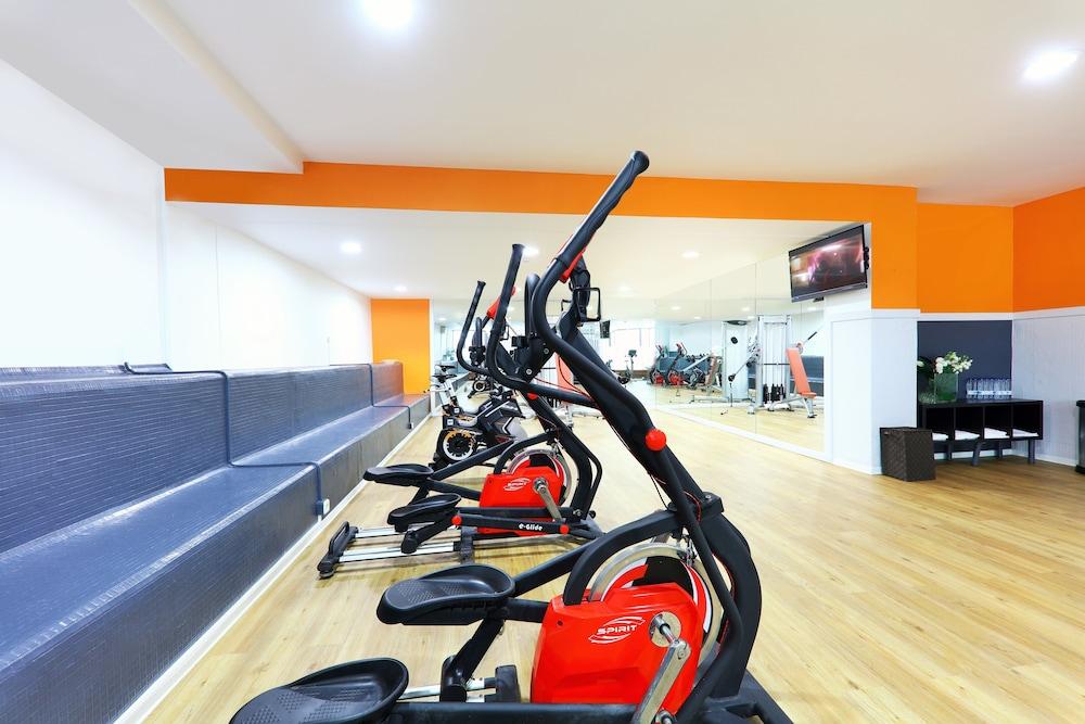 이베로스타 말라가 플라야(Iberostar Málaga Playa) Hotel Image 43 - Fitness Facility