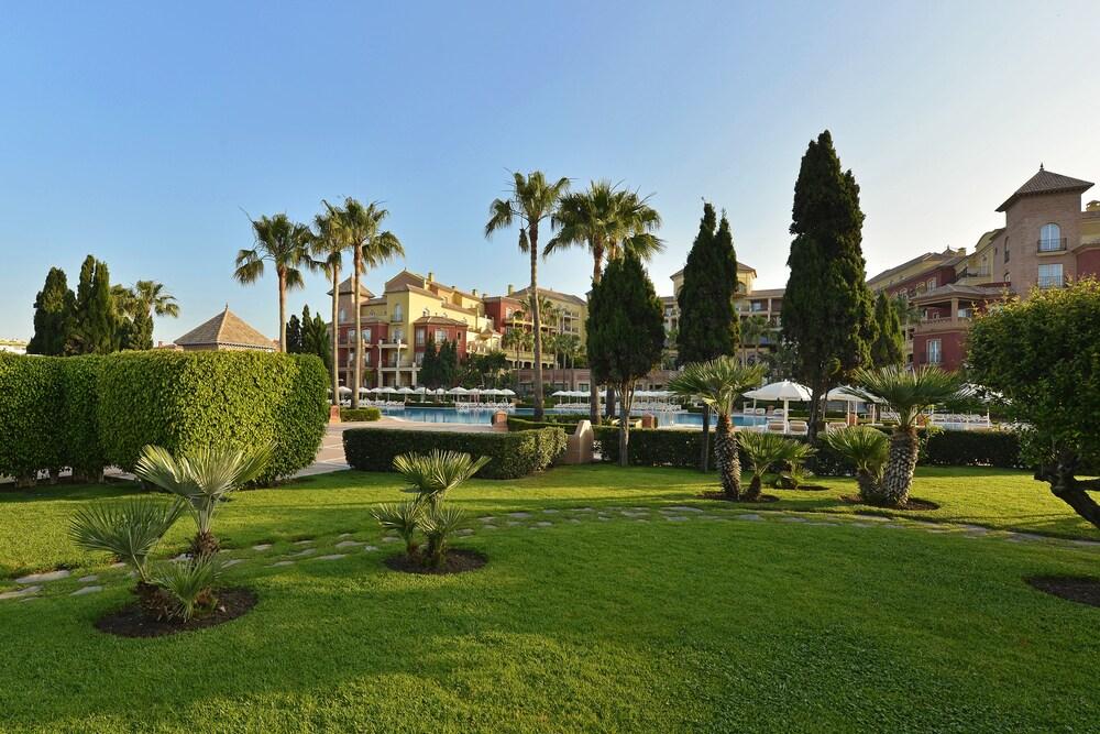 이베로스타 말라가 플라야(Iberostar Málaga Playa) Hotel Image 59 - Property Grounds