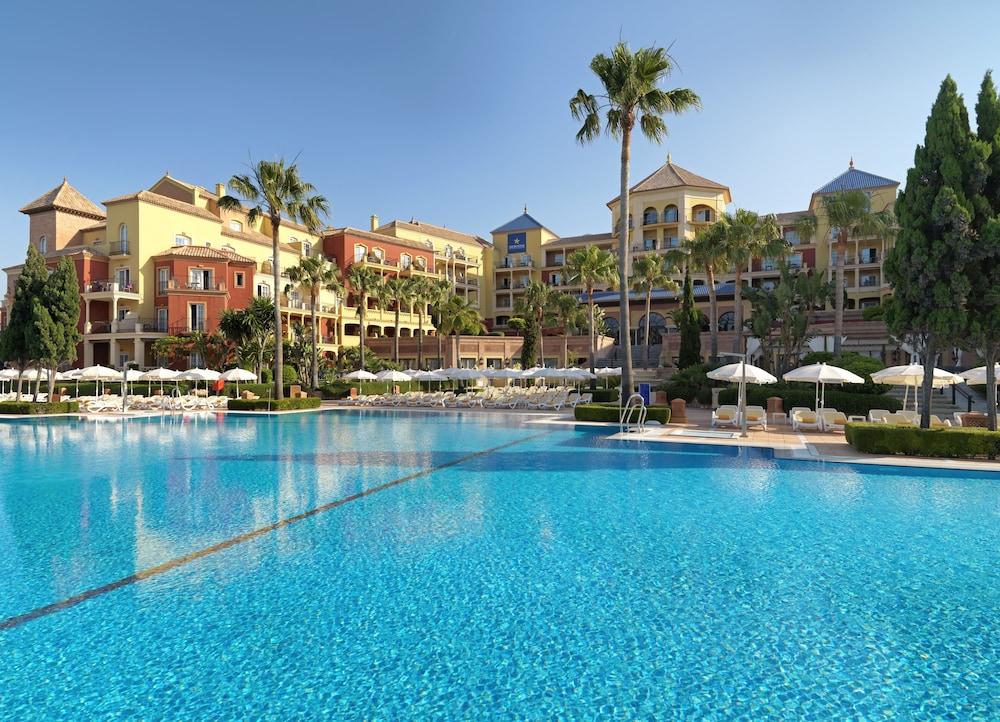 이베로스타 말라가 플라야(Iberostar Málaga Playa) Hotel Image 5 - Pool