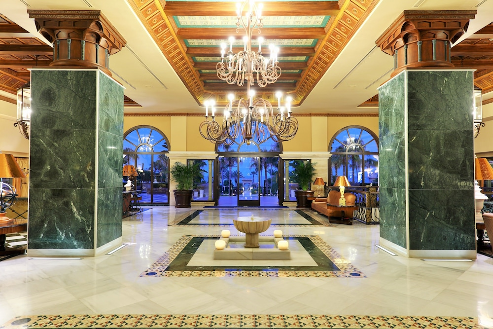 이베로스타 말라가 플라야(Iberostar Málaga Playa) Hotel Image 2 - Lobby