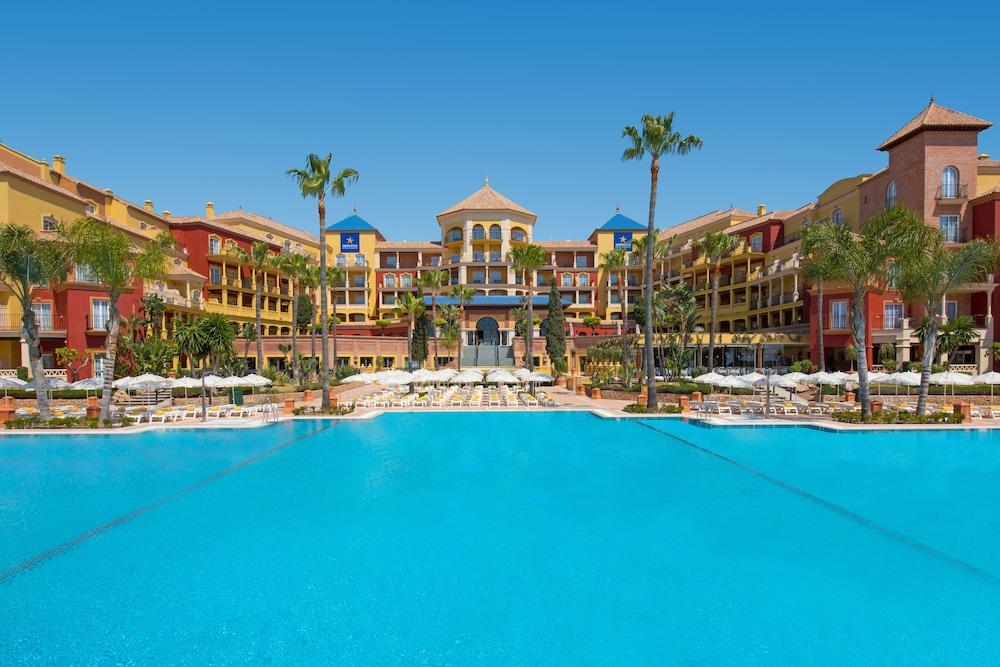 이베로스타 말라가 플라야(Iberostar Málaga Playa) Hotel Image 3 - Pool