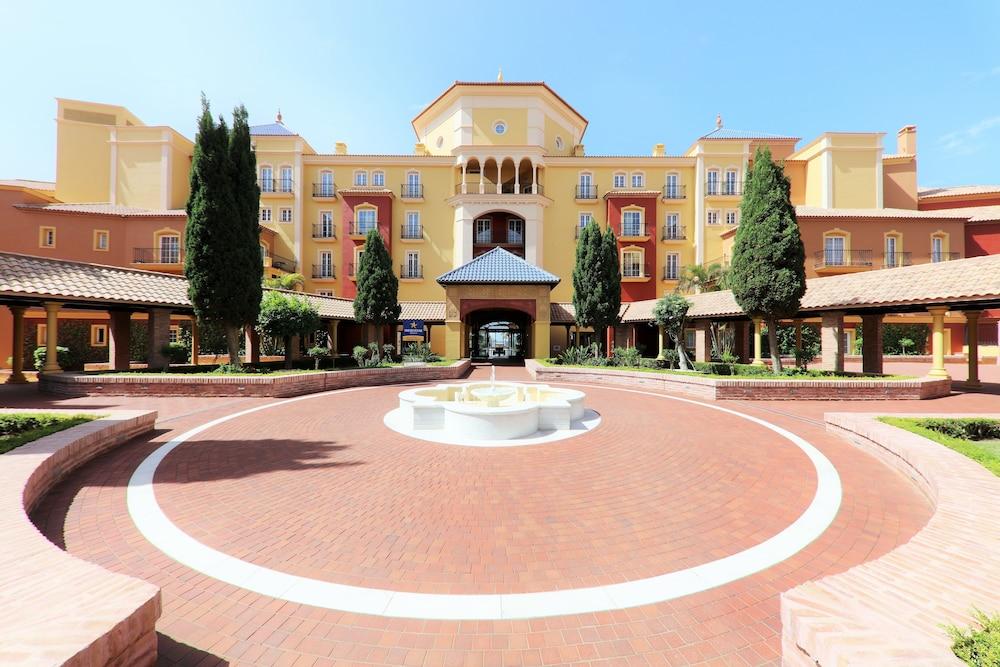 이베로스타 말라가 플라야(Iberostar Málaga Playa) Hotel Image 60 - Hotel Front